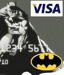 VISA Batman BCA